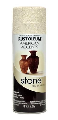 Aerosol Rust Oleum Imitación Piedra - Stone 340gr - Davinci