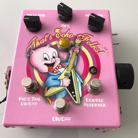 Pedal Delay That