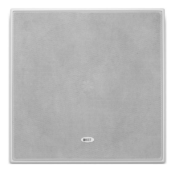 Caixa Acústica De Embutir Kef Ci-160cs 100w Teto Gesso / Nf