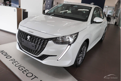 Imagem 1 de 13 de Peugeot 208 1.6 16v Flex Allure At6