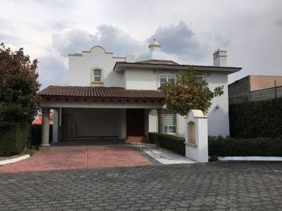 Casa En Renta, Metepec, Estado De México