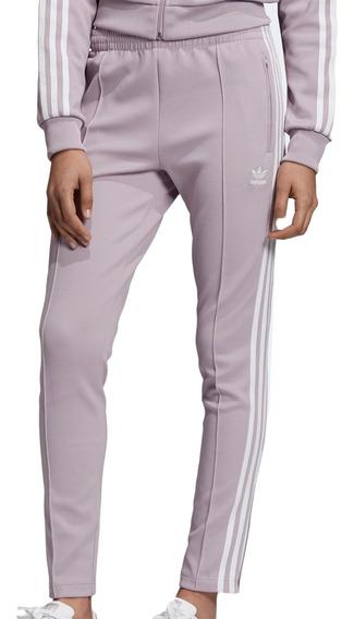 Pantalon adidas Originals Moda Sst Tp Mujer Li/bl