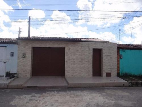 Imagem 1 de 9 de Casa - Benedito Bentes - Ref: 431 - V-ca0193
