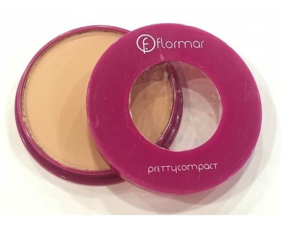Polvo Compacto Flormar 17g Maquillaje Mayor Efrata Mx