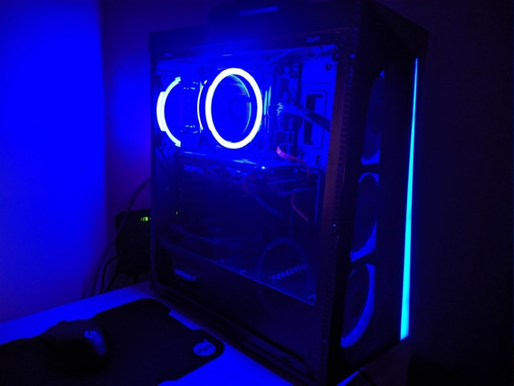 Pc Gamer Rx 570 , I7 4790k , 16 Gb , 1 Tb + Fifa 20 Original