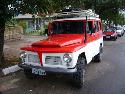 Ford Rural Willis 4x4
