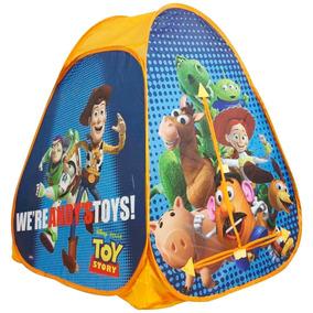 Barraca Infantil Dobrável Tenda Castelo Cabana Toy Story