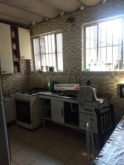 Santana Zn/sp - Sobrado Com 216 M² ,5 Dormitórios - R$ 900.000,00 - So1119