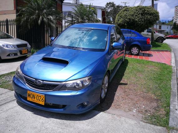 Subaru Wrx 2.5 Turbo Impecable