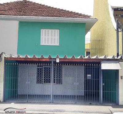 Sobrado-comercial-locação-vila Cruzeiro-5 Salas-2 Banheiros-2 Vagas-hípica De Santo Amaro-ponte Laguna-av. João Dias; - Ca00141 - 4501979