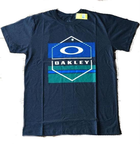 Kit 5 Camisas Surf Wear Oakley Quik Marcas