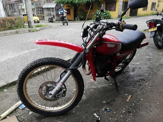 Yamaha Modelo 80