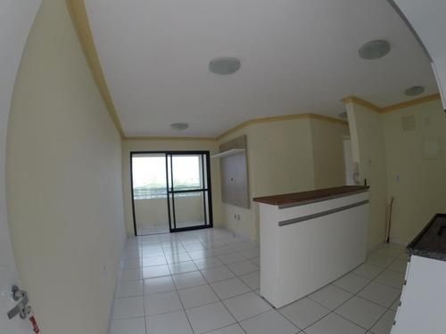 Imagem 1 de 10 de Apartamento Para Venda Em Natal, Neópolis, 2 Dormitórios, 1 Suíte, 2 Banheiros, 1 Vaga - _1-1702903