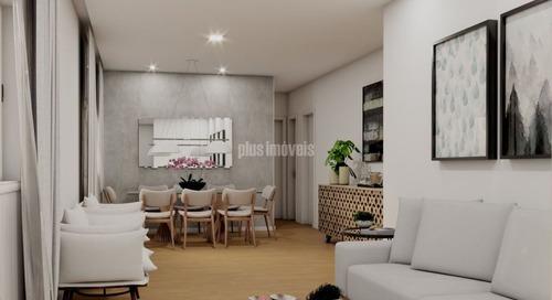 Imagem 1 de 8 de Apartamento Para Comprar Com 4 Quartos E 1 Vaga Em Perdizes-sp - Pj53650