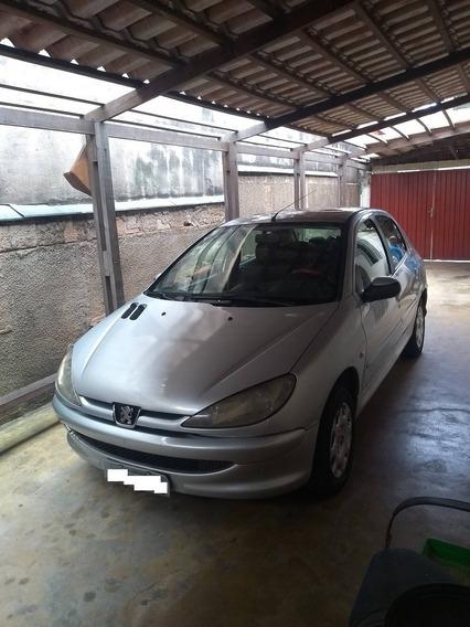 Peugeot 206 1.0 - 16v 2004/2005
