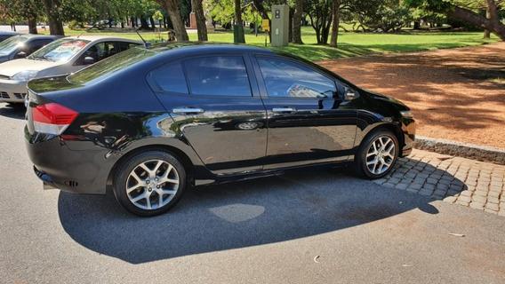 Honda City 1.5 Exl Mt 120cv Negro 2011 Impecable