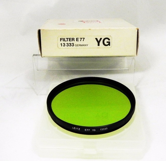 Filtro Leica Verde Amarelo