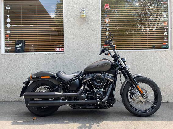 Harley Davidson Street Bob 2018