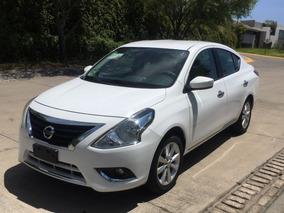 Nissan Versa 1.6 Advance Mt, Crédito