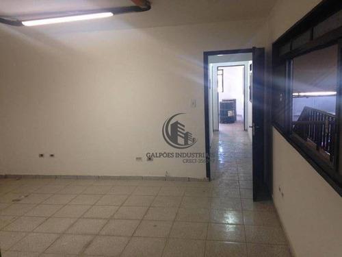Imagem 1 de 4 de Galpão À Venda, 900 M² Por R$ 1.700.000 - Cidade Parque São Luiz - Guarulhos/sp - Ga0595
