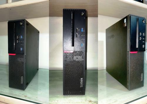 Computador Desktop Lenovo M93p I7-4790 16gb Ram Hd 500gb