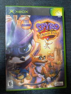 Spyro A Heros Tail Xbox Clásico