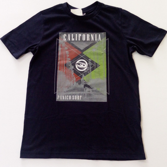 Camiseta Infantil Diversas Marcas Kit1