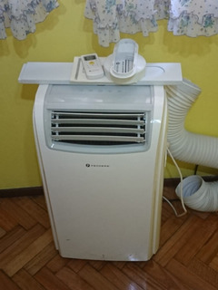 Aire Acondicionado Portátil Frio-calor Fedders 3000 Frig.