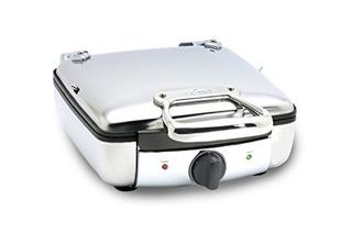All-clad 99010gt Fabricante De Waffles Belgas De Acero