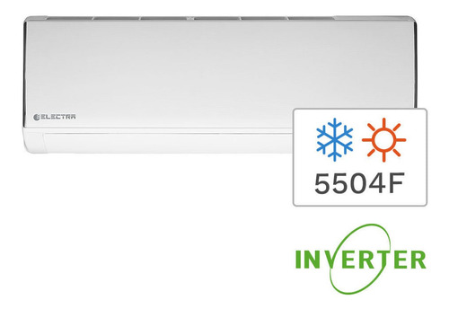 Imagen 1 de 4 de Aire Acondicionado Split Inverter Frío/calor Electra 5504f 6