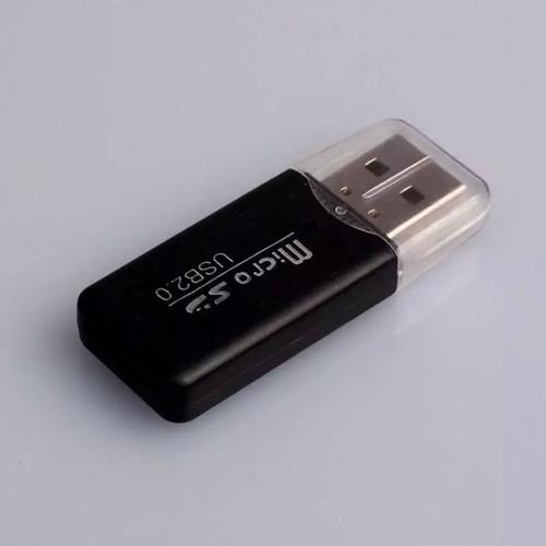 Portátil De Alta Velocidade Mini Usb 2.0 Micro Leitor