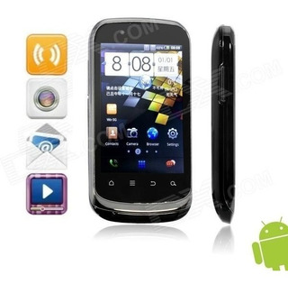 Celular Hedy H712 Single-core Android 2.3.6 Wcdma Com 3,5