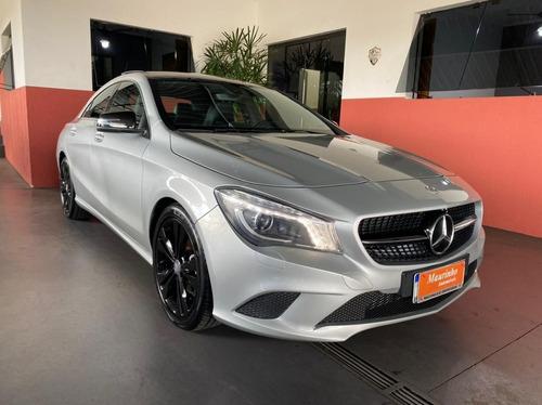 Imagem 1 de 10 de Mercedes-benz Cla 200 1.6 First Edition Turbo 2014
