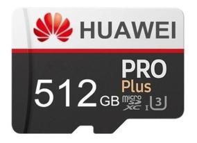 Cartão De Memória - Micro Sd 512gb Huawei Pro 10