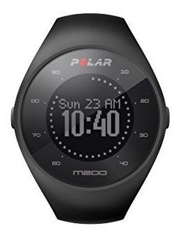 Monitores De Frecuencia Cardíacapolar M200 Del Reloj Del ..