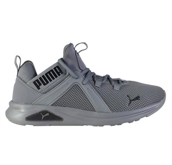Zapatillas Puma Enzo 2 Hombre Gris Negro