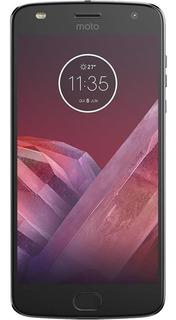 Motorola Moto Z2 Play 64gb Platinum Muito Bom Usado Seminovo