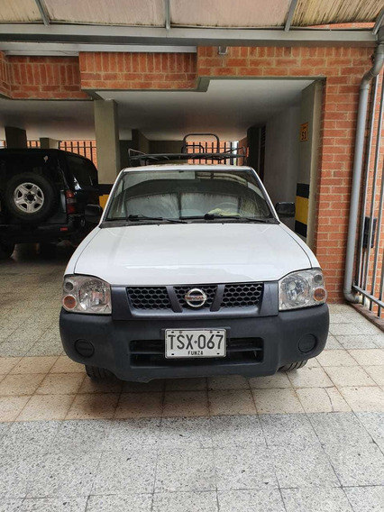 Vendo Nissan Np300 Muy Buena.unico Dueño.