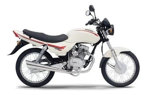 Mondial Rd 150 18ctas$8.492 Mroma (tipo Cafe Racer)