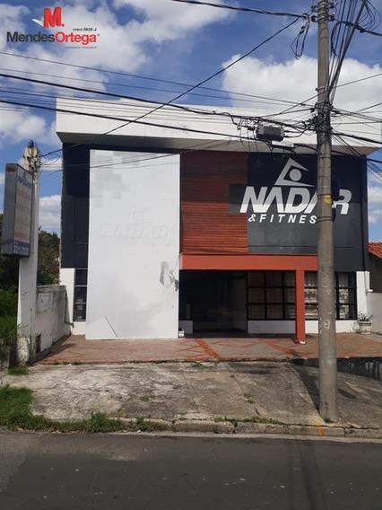 Sorocaba - Salão Comercial Térreo + 2 Mezaninos - 43448