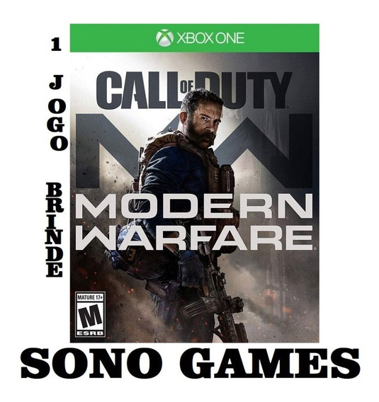Call Of Duty Modern Warfare - X Box One Midia Digital