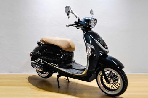 Imagen 1 de 15 de Motomel Strato Alpino 150 Automático Sin Cambios Con Baul