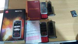 Celular Motorola I856 Nextel - P/ Retirar Peças
