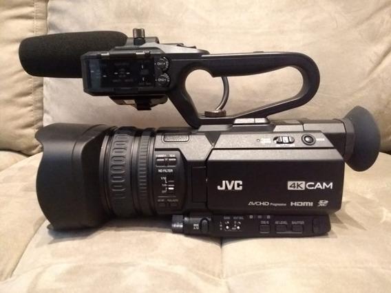 Câmera Jvc 4k Hm 200