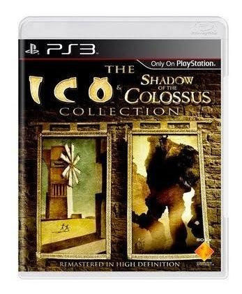 Ico & Shadow Of The Colossus Collection - Mídia Física Ps3