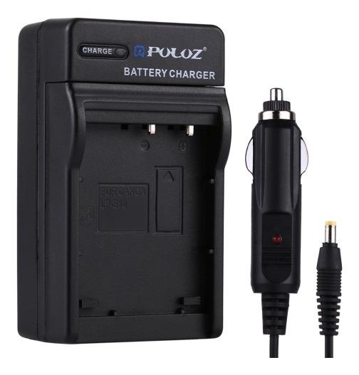 Puluz Camara Digital Cargador Bateria Vehiculo Para C1pc