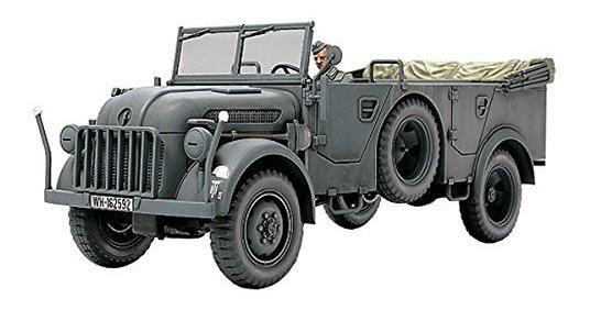 Vehículo Militar Tamiya Serie Miniatura N.º 49 Steyr 1500a