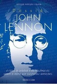 Livro-dossiê:john Lennon:sergio Pereira Couto-the Beatles