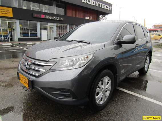 Honda Crv Lx C At