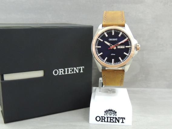 Relógio Orient Masculino Mtsc2004 D1nx Eternal - Nf + Garant